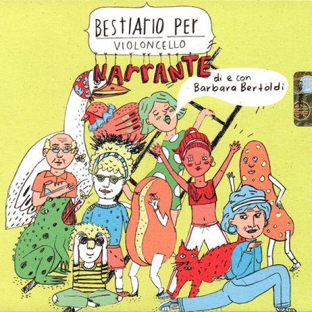 Bestiario per violocello narrante - Barbara Bertoldi