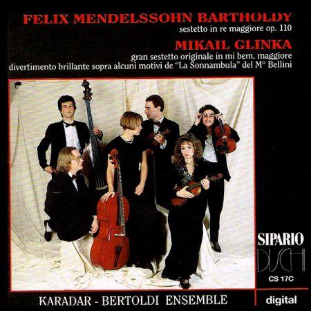 Barbara Bertoldi & Karadar-Bertoldi ensemble