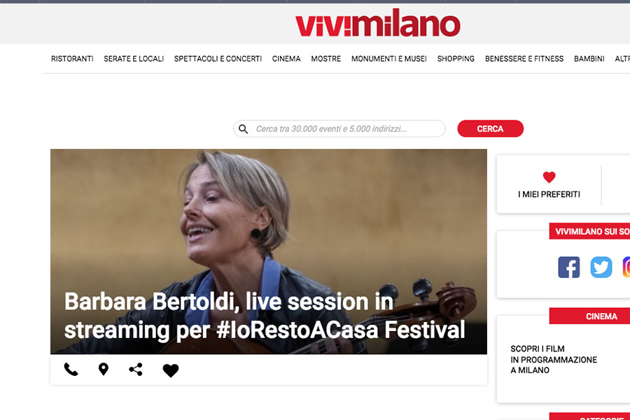 ViviMilano 08/04/2020