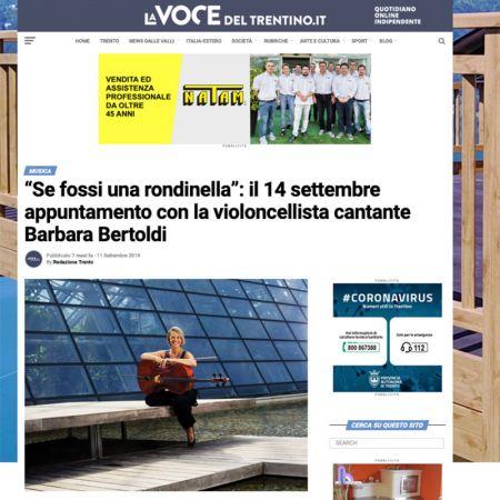 La voce del Trentino 11/09/2020
