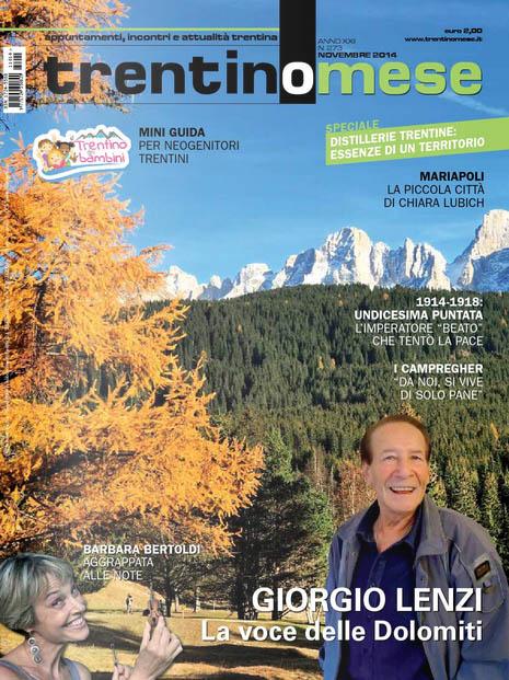 Trentino Mese 11/2014