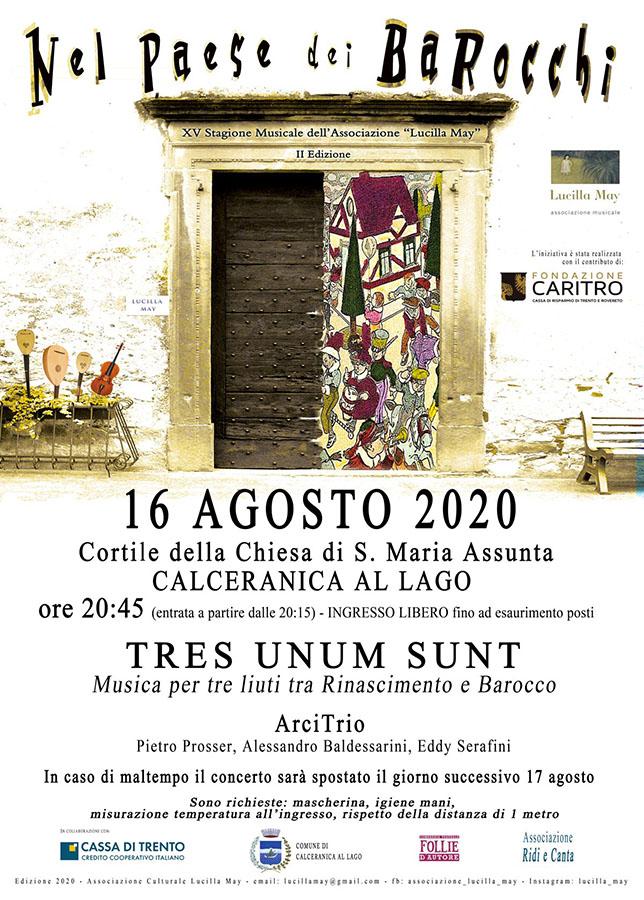 Nel Paese dei Barocchi - Arcitrio - 16/08/2020