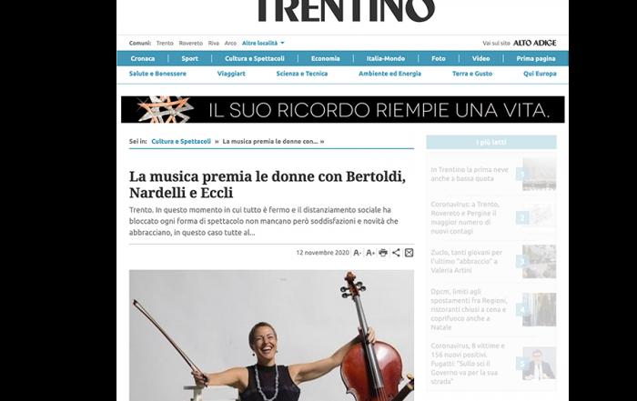 Trentino - 12/11/2020