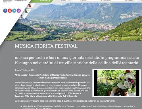 Musica Fiorita Festival